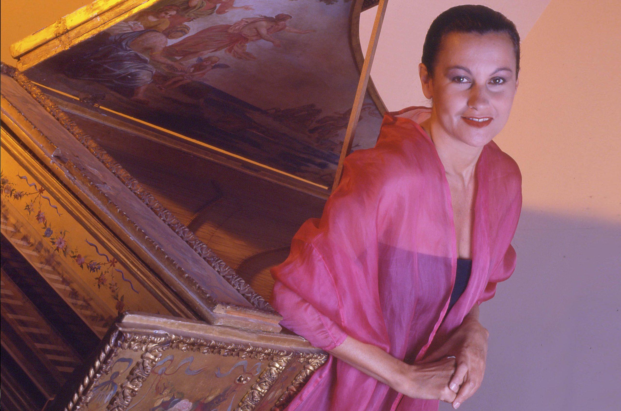 MONIQUE VEAUTE alla direzione artistica del Festival dei Due Mondi – Spoleto