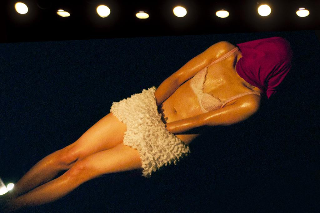 """""""LA DANZA E' DONNA"""" recitava un famoso motto di Balanchine."""