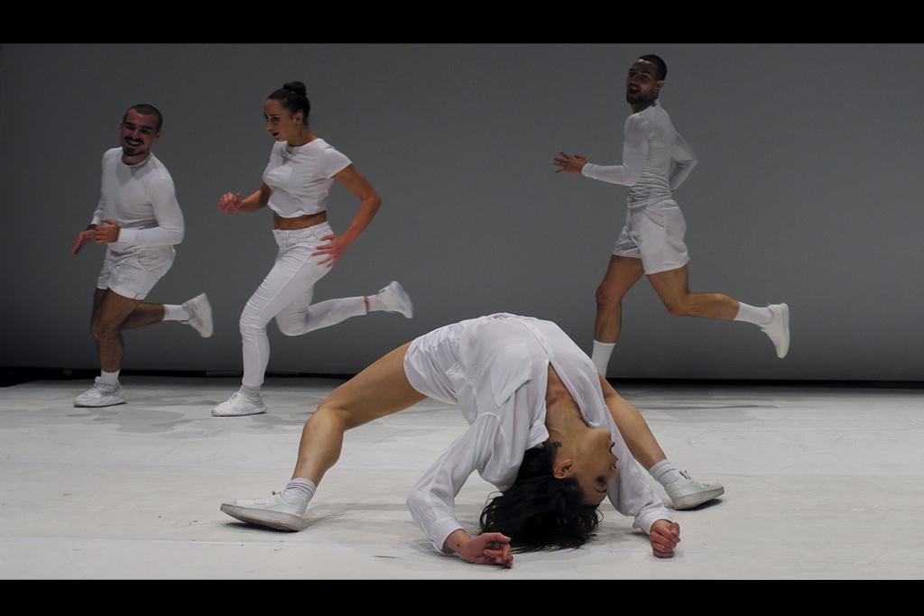DNApppunti coreografici 2020